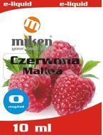E liquid Milsen Czerwona Malina 0 mg 10 ml