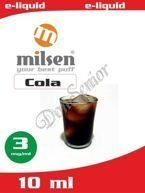 E liquid Milsen Cola 3 mg 10 ml
