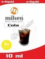 E liquid Milsen Cola 6 mg 10 ml