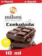 E liquid Milsen Czekolada 6 mg 10 ml