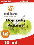 E liquid Milsen Dojrzały Agrest 12 mg 10 ml