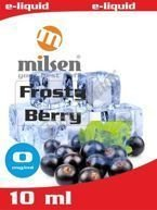 E liquid Milsen Frosty Berry 0 mg 10 ml