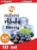 E liquid Milsen Frosty Berry 12 mg 10 ml