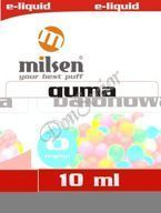 E liquid Milsen Guma Balonowa 0 mg 10 ml
