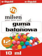 E liquid Milsen Guma Balonowa 12 mg 10 ml