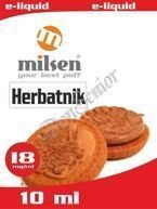 E liquid Milsen Herbatnik 18 mg 10 ml