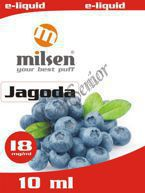 E liquid Milsen Jagoda 18 mg 10 ml