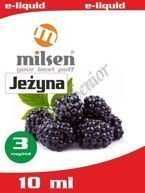 E liquid Milsen Jeżyna 3 mg 10 ml