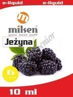 E liquid Milsen Jeżyna 6 mg 10 ml
