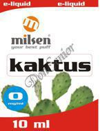 E liquid Milsen Kaktus 0 mg 10 ml