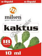 E liquid Milsen Kaktus 18 mg 10 ml