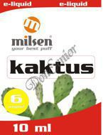 E liquid Milsen Kaktus 6 mg 10 ml