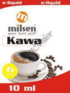 E liquid Milsen Kawa 6 mg 10 ml