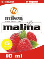 E liquid Milsen Malina 6 mg 10 ml