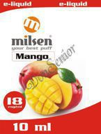 E liquid Milsen Mango 18 mg 10 ml