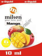 E liquid Milsen Mango 6 mg 10 ml