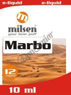 E liquid Milsen Marbo 12 mg 10 ml
