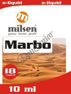 E liquid Milsen Marbo 18 mg 10 ml