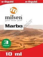 E liquid Milsen Marbo 3 mg 10 ml
