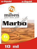 E liquid Milsen Marbo 6 mg 10 ml