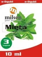 E liquid Milsen Mięta 3 mg 10 ml
