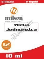 E liquid Milsen Mleko Jednorożca 12 mg 10 ml