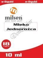 E liquid Milsen Mleko Jednorożca 18 mg 10 ml