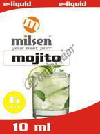 E liquid Milsen Mojito 6 mg 10 ml