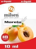 E liquid Milsen Morela 18 mg 10 ml