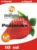 E liquid Milsen Poziomka 12 mg 10 ml