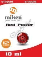 E liquid Milsen Red Power 12 mg 10 ml