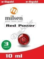 E liquid Milsen Red Power 3 mg 10 ml