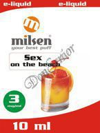 E liquid Milsen Sex on the beach 3 mg 10 ml