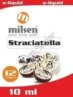 E liquid Milsen Stracciatella 12 mg 10 ml