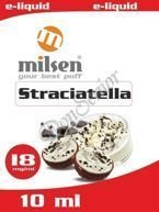 E liquid Milsen Stracciatella 18 mg 10 ml