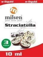 E liquid Milsen Stracciatella 3 mg 10 ml