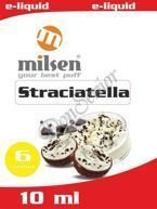 E liquid Milsen Stracciatella 6 mg 10 ml