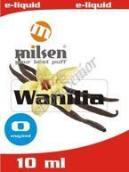 E liquid Milsen Wanilia 0 mg 10 ml