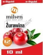 E liquid Milsen Żurawina 12 mg 10 ml