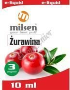 E liquid Milsen Żurawina 3 mg 10 ml
