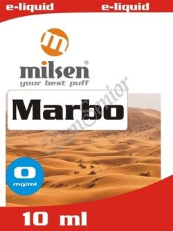E liquid Milsen Marbo 0 mg 10 ml