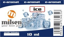 E aromat Milsen Ice 10 ml