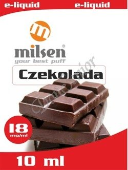 E liquid Milsen Czekolada 18 mg 10 ml