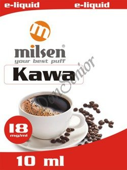E liquid Milsen Kawa 18 mg 10 ml