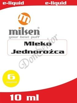 E liquid Milsen Mleko Jednorożca 6 mg 10 ml